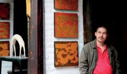 Họa sĩ Vũ Đức Hiếu: Người hồi sinh Bảo tàng không gian văn hóa Mường